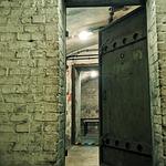 bunker, air-raid shelter, world war
