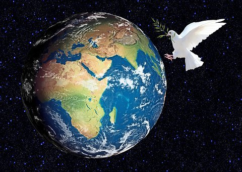 Earth, Globe, World, Planet, Cosmos