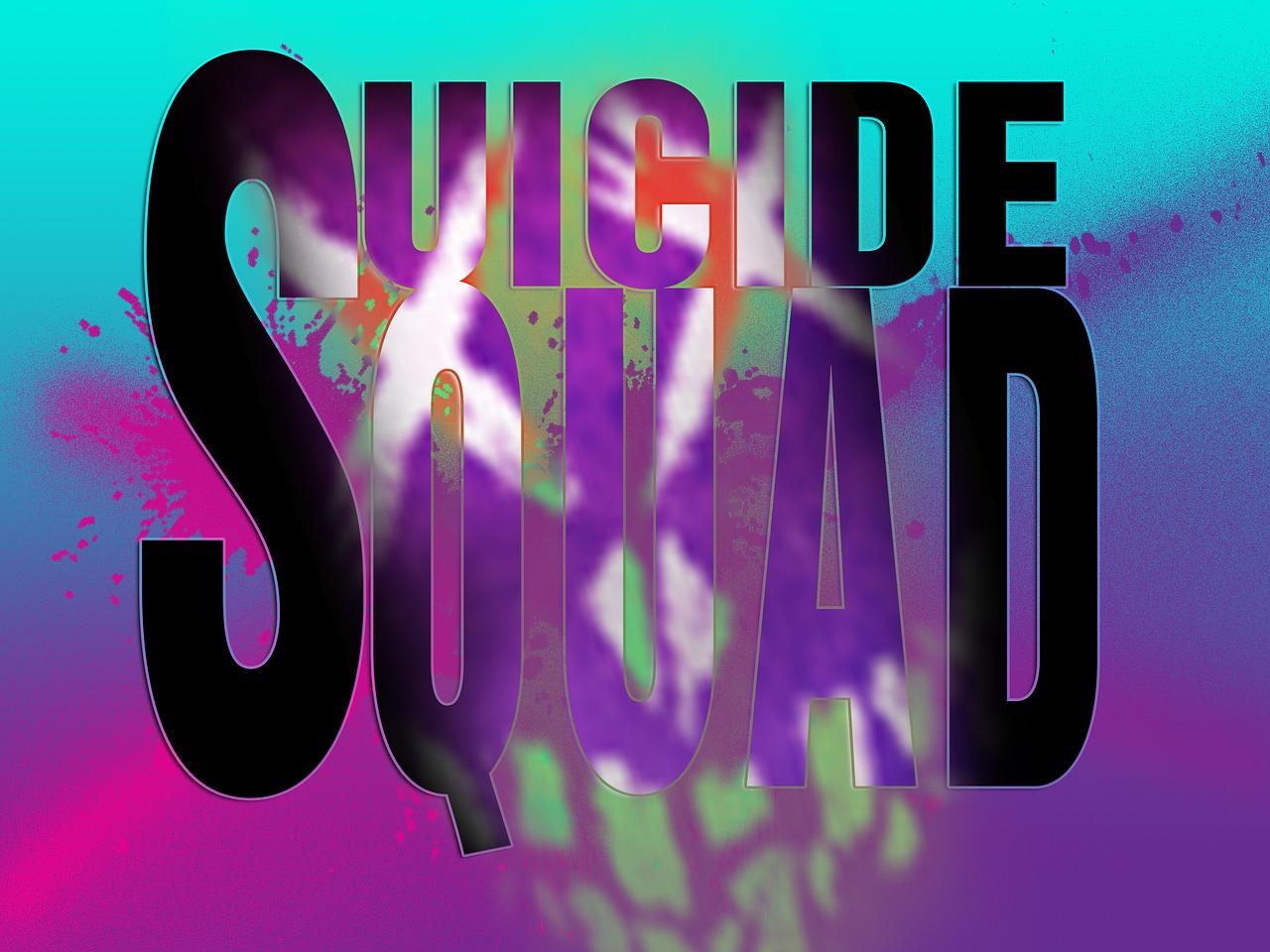 Dc Suicide Squad - Free image on Pixabay