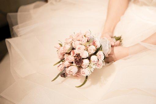 Blumenstrauß, Hochzeit