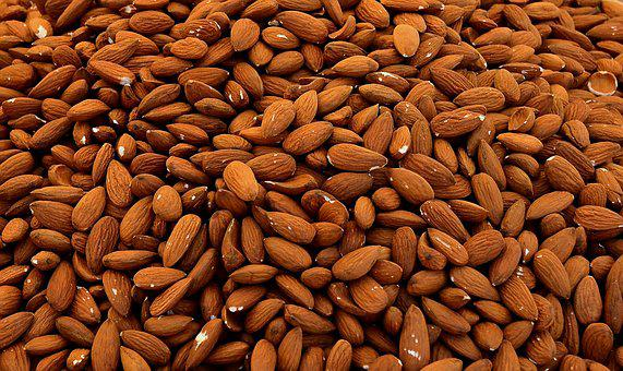 Almonds Cores Nuts Fruit Almonds Almonds A
