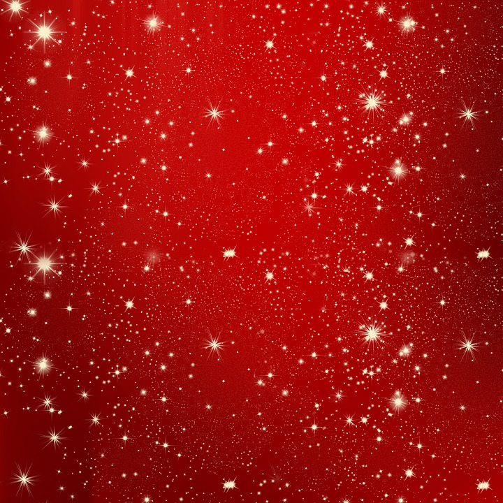 background christmas star advent christmas card