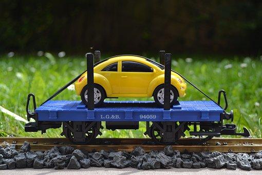 Eisenbahn, Lgb, Spur 1