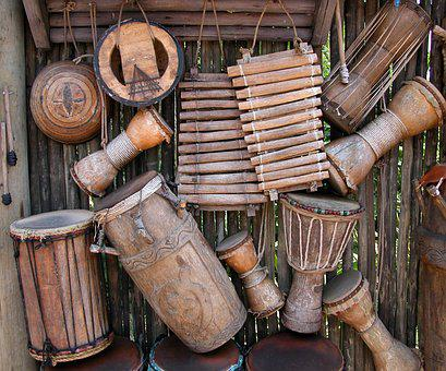 African Instruments Background Music