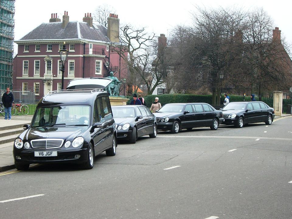 funeral car hire st helens