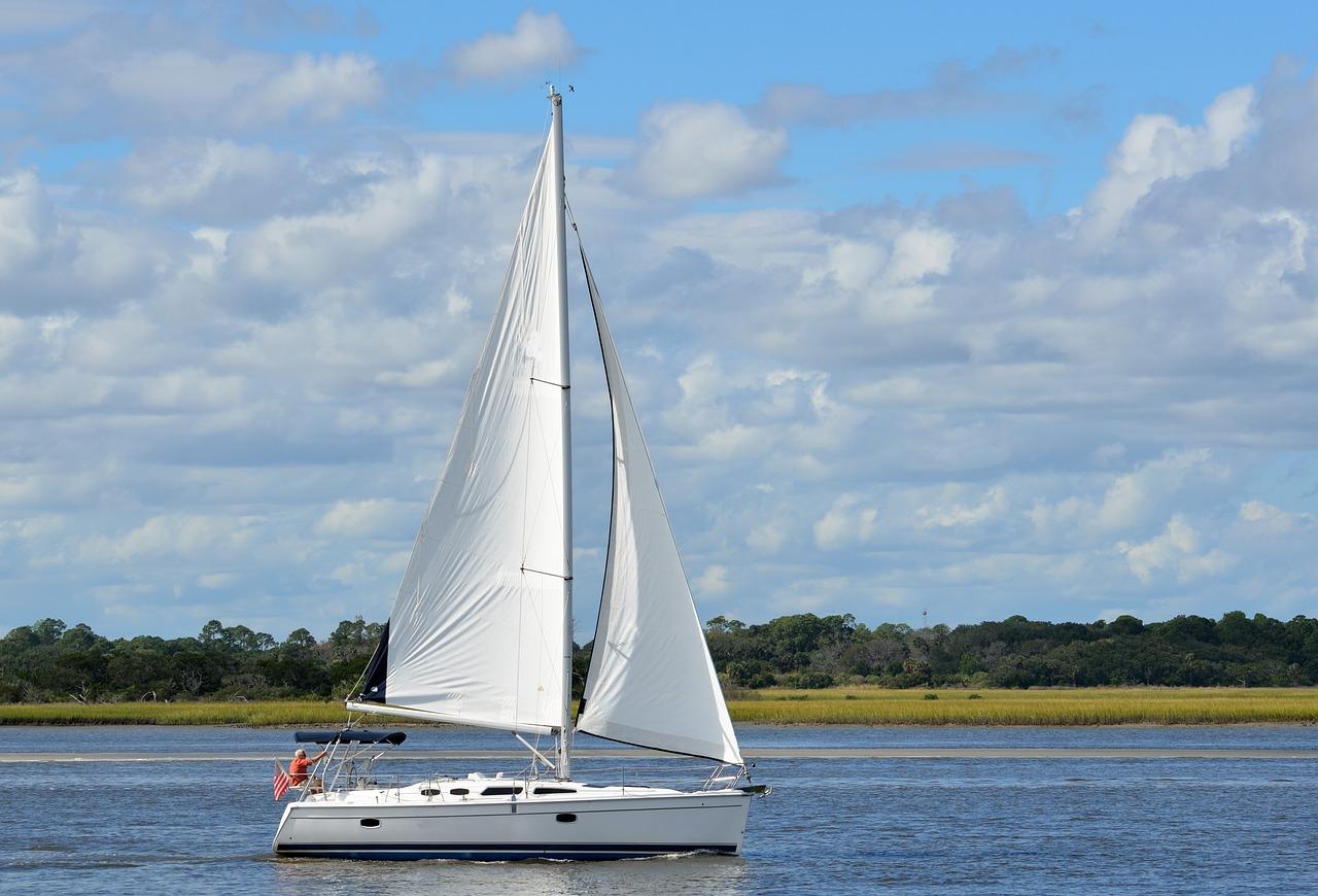 краска фото лодки с парусами вход влагалище