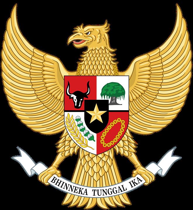 Indonesia, Nasional, Lambang, Garuda Pancasila, Garuda
