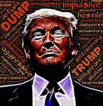 Trump Politics President United States Ame