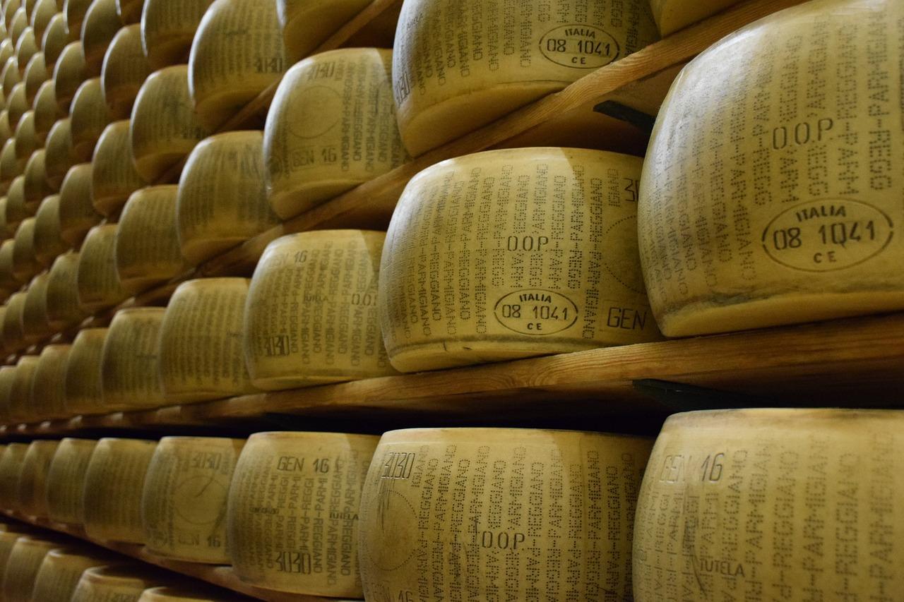 Parmigiano Reggiano Formaggio - Foto gratis su Pixabay