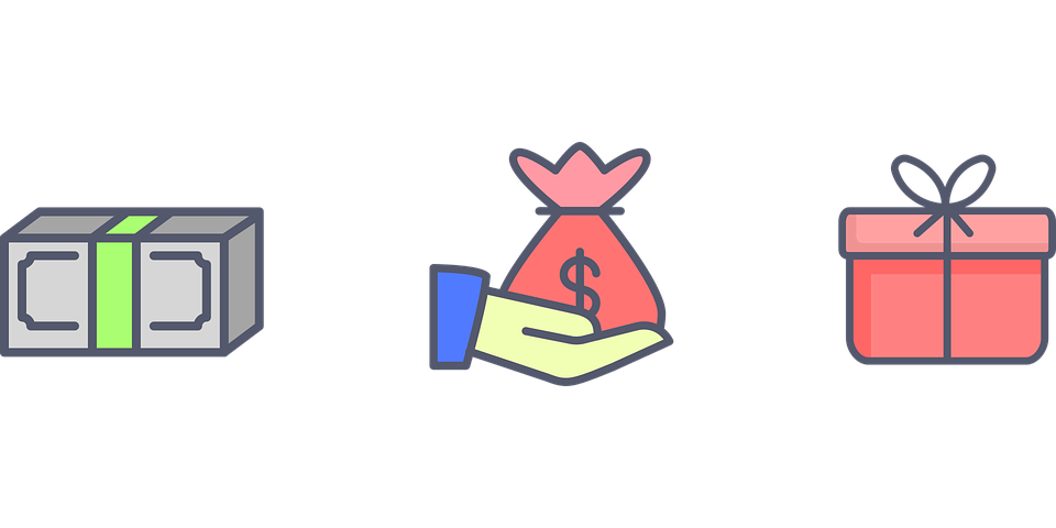 무료 벡터 그래픽: 돈, 펀드, 대출, 선물, 현금, 금융, 회계, 기부, 수집 - Pixabay의 무료 ...