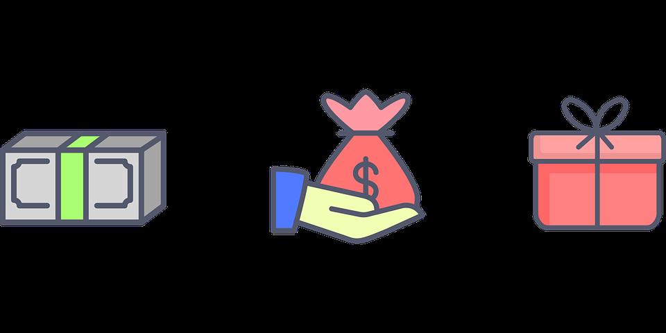 Money, Fund, Loan, Gift, Cash, Financial