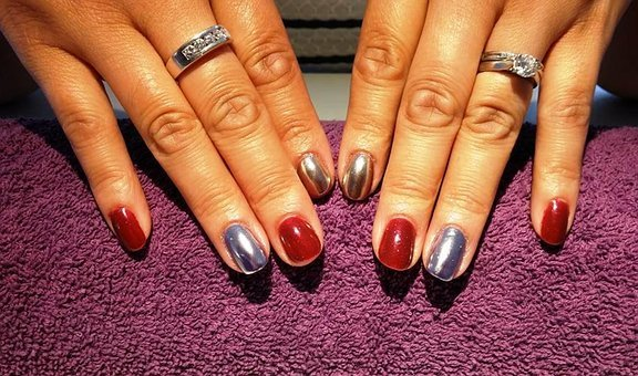 Nail Art Nails Fingernails Fingers Manicur
