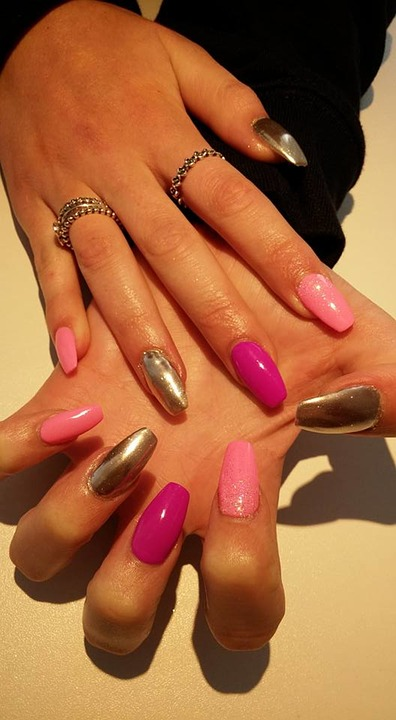 Nail Art Nails Fingernails Fingers Manicure Makeup