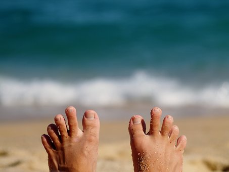 Foot, Body, Feet, Skin, Person, Outdoor