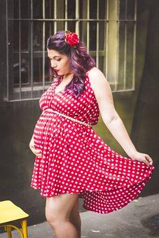 Pregnant Woman, Pregnant, Pregnancy