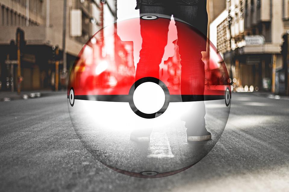 Pokemon, Pokemon Ir, Mano, Smartphone, Piernas