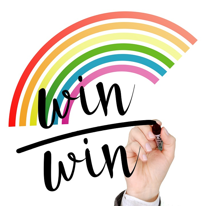 Winner, Success, Hand, Write, Marker, Strategy