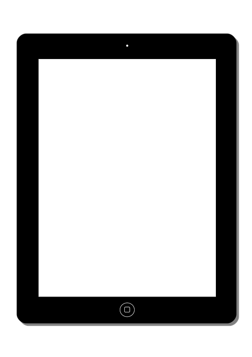White Ipad 2 Png