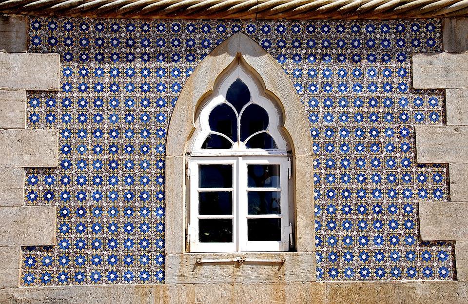 Photo gratuite fen tre portugal sintra ch teau image for Ouvrir fenetre dos