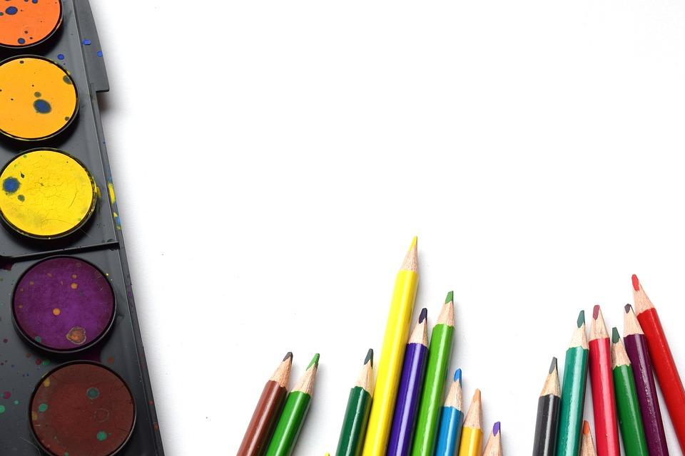 free photo back to school pencils rainbow free image on pixabay 1576790. Black Bedroom Furniture Sets. Home Design Ideas