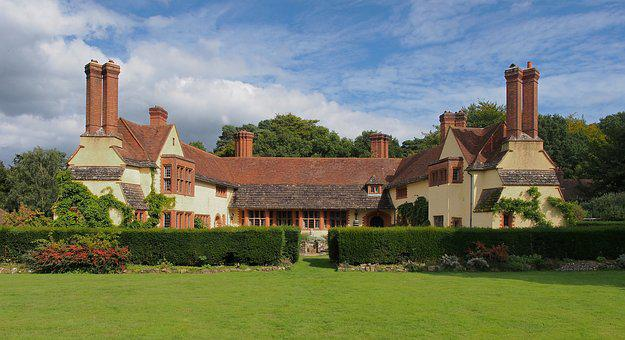 Goddards Country House Home Architec