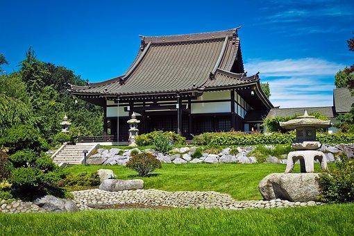 Architecture, Asia, Building, Shrine