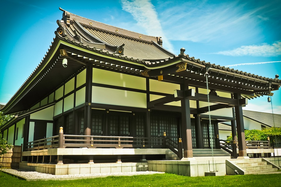 arquitectura en asia