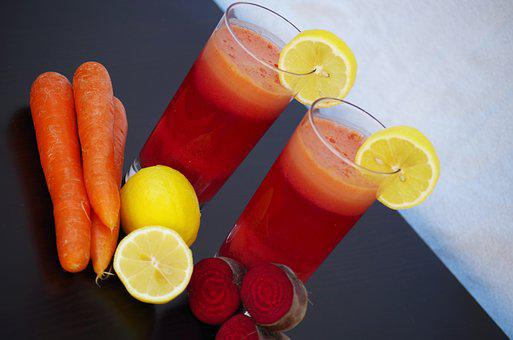 Batido De Frutas, Fruta, Verduras