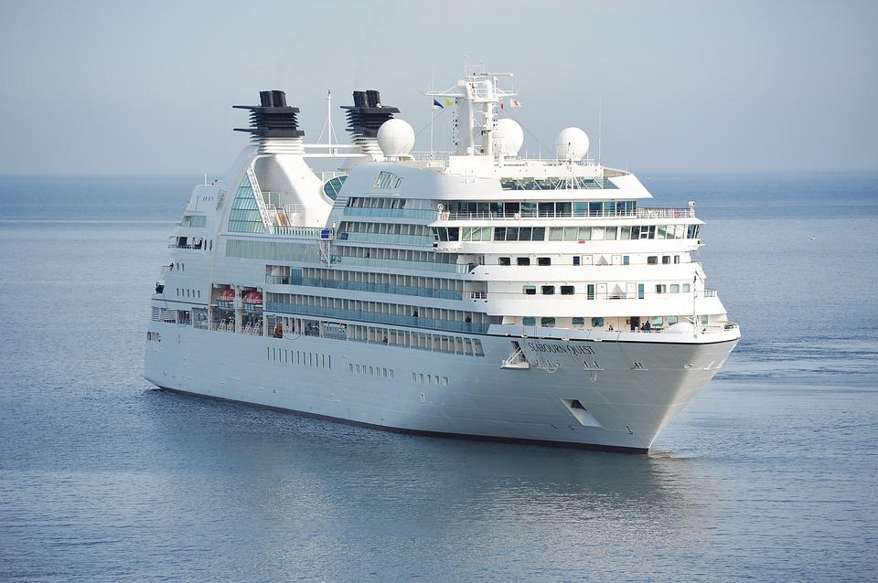 Cruise, Ship, Cruiser, Cruise Ship, Holiday
