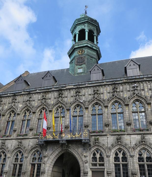Ayuntamiento de Mons (Hôtel de Ville)