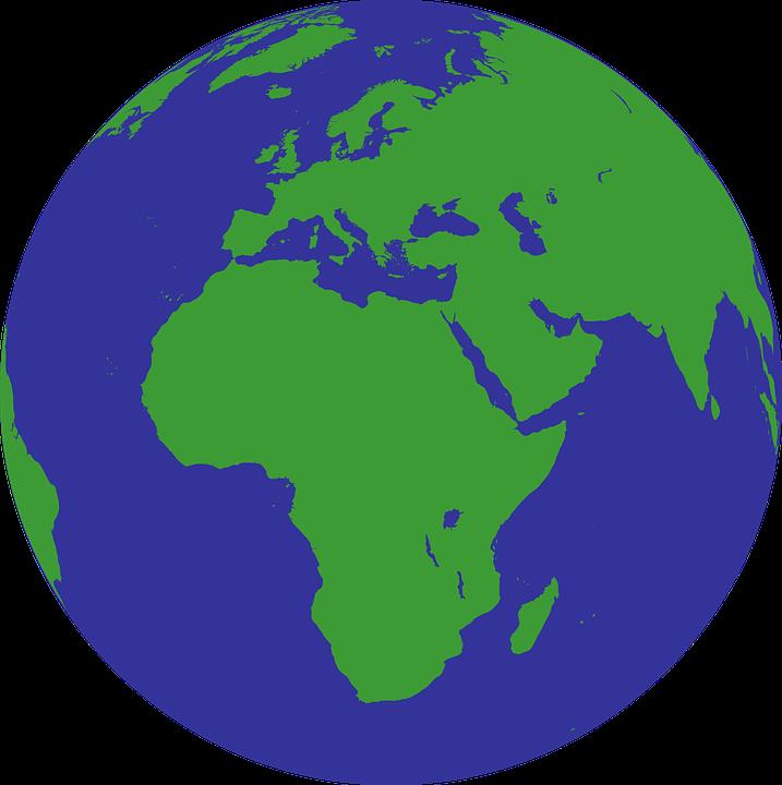 planet earth globe - photo #25