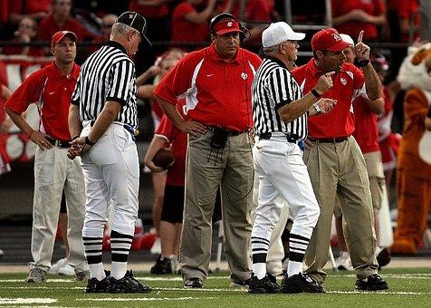 High School Football, Confrontation