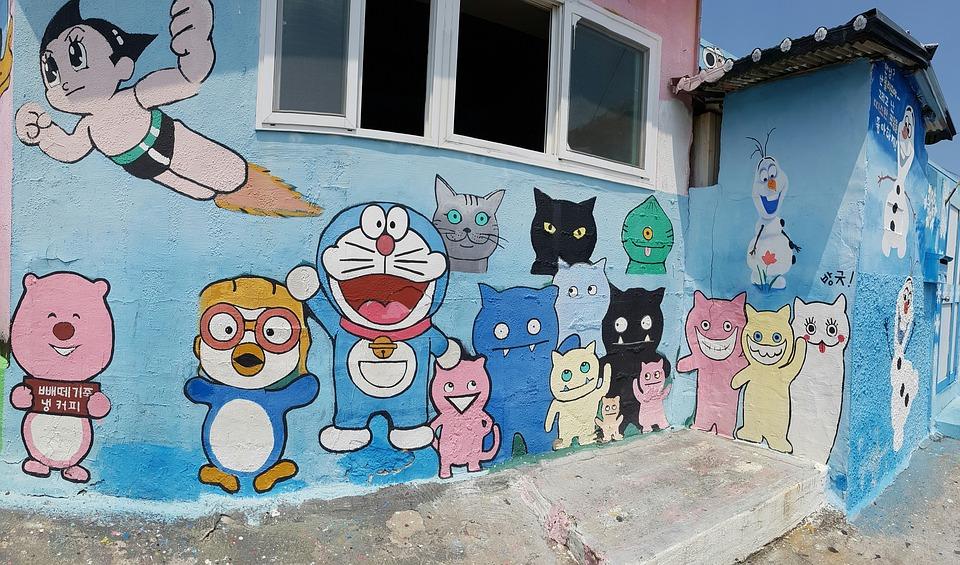 les plus beaux Street Art  - Page 4 Mural-1579902_960_720