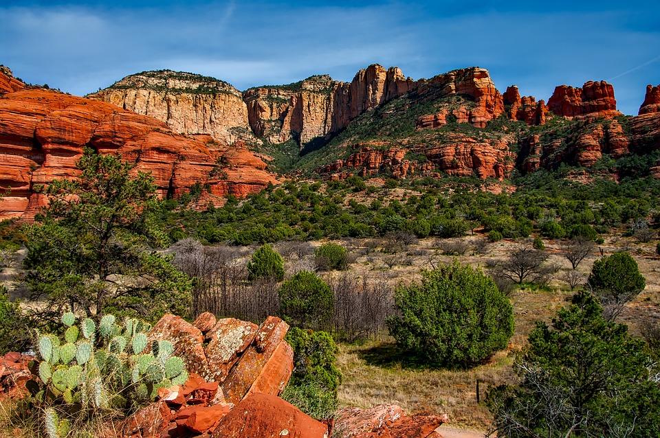 Arizona Landscape Sky - Free photo on Pixabay
