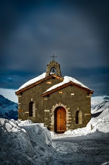 Church, Switzerland, Old, Landmark