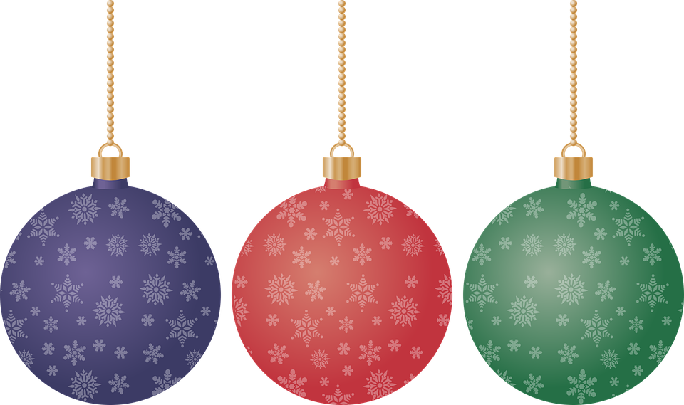 Free vector graphic: Christmas, Holiday, Ornament - Free ...