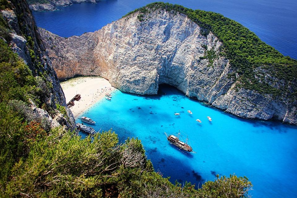 ionische eilanden zakynthos