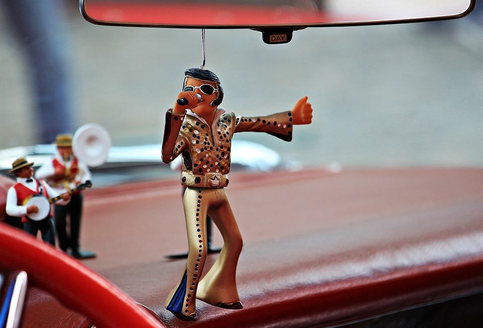 Elvis, Estacionario Elvis, Cadillac, Culto