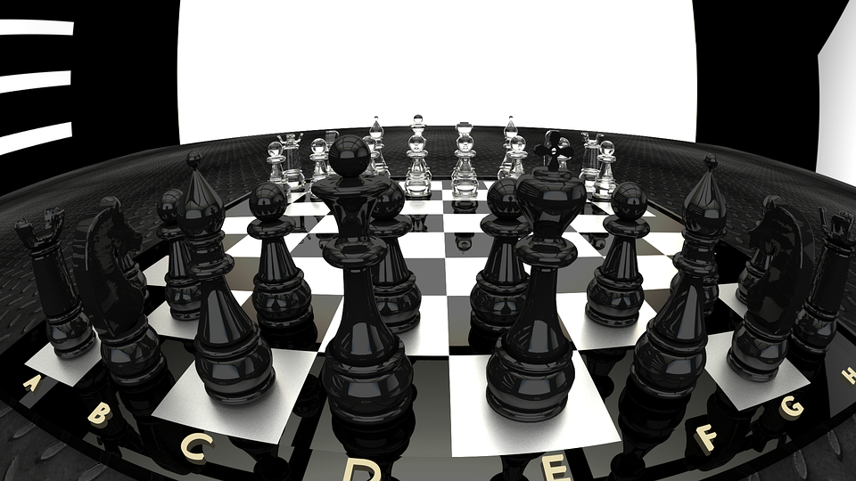 chessboard render game  u00b7 free image on pixabay
