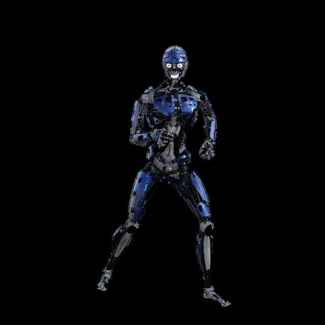 로봇 싸이 보 그 인공 183 Pixabay의 무료 이미지