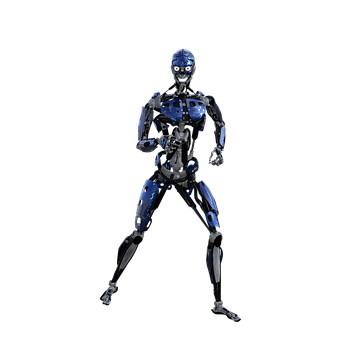 Robot, Cyborg, Artificial, Bionic