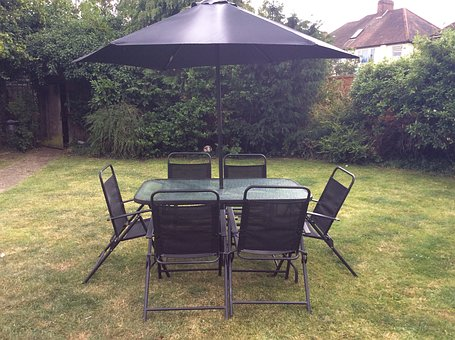 Backyard Alfresco Dining Table Chairs Outd