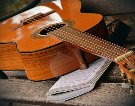 Guitar, Play Guitar, Musical Instrument