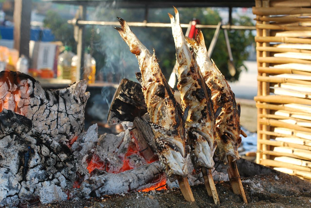 трудно рыба на огне рецепты с фото детей, пожилых