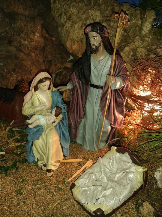 Szoptatás, Csecsemő Baba Jesus, Szűz Tej