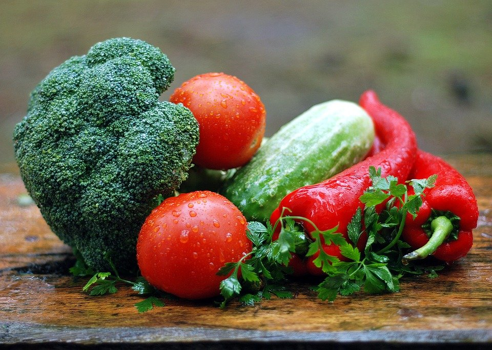Vegetables, Healthy Nutrition, Cooking, Food, Eating