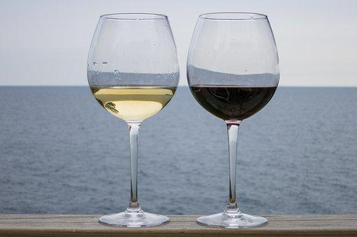 Wine, Red Wine, Alcohol, Wine Glass