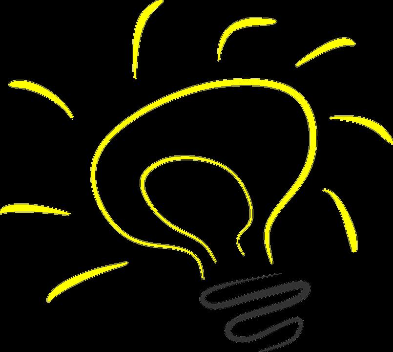 Glühend Die Glühbirne Symbol · Kostenloses Bild auf Pixabay