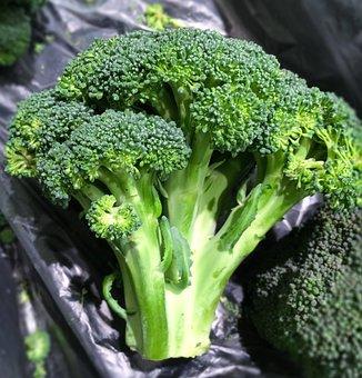 Broccoli, Vegetables, Seiyu Ltd, Living