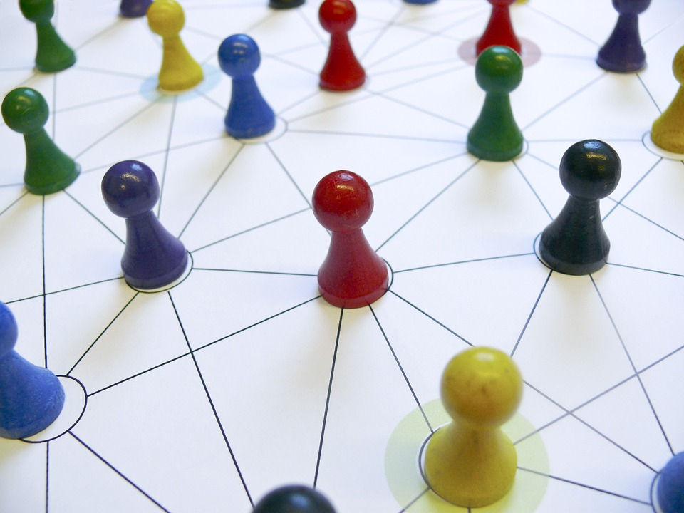 Networking, Network, Game Characters, Lines